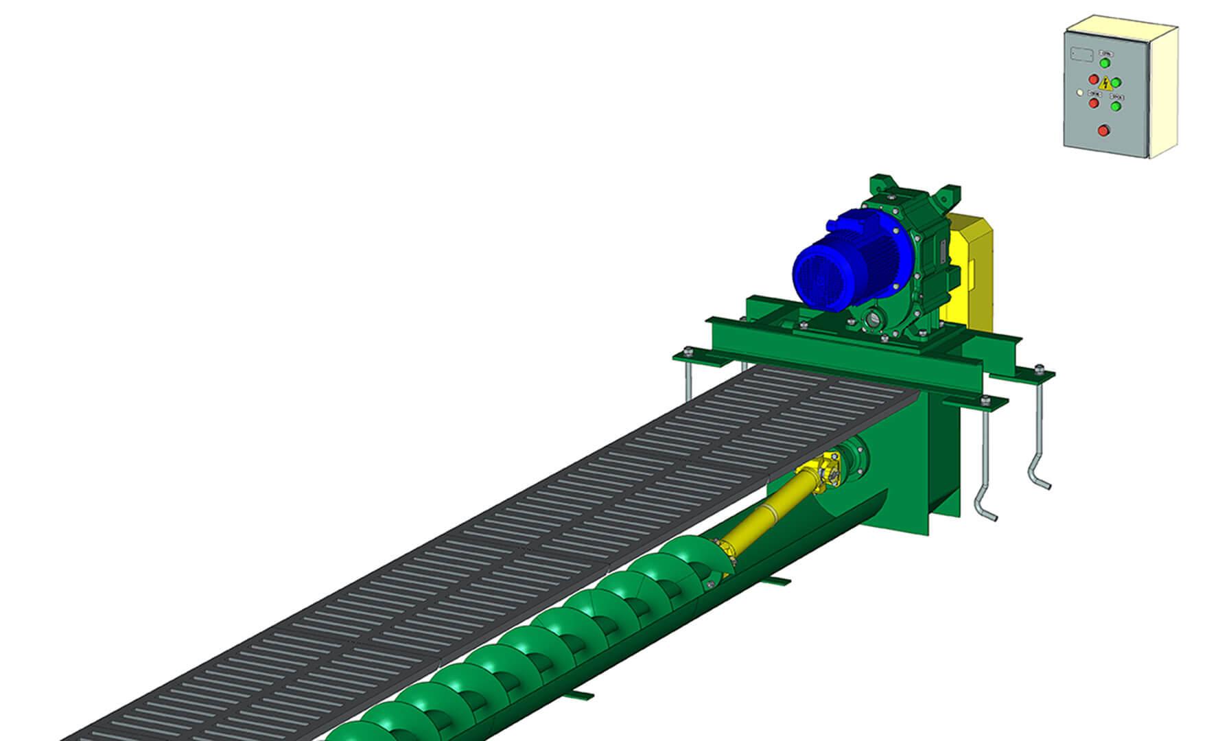Транспортер шнековый навозоуборочный тшн 250 замена сцепления фольксваген транспортер своими руками